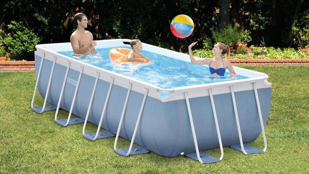 kolam renang bongkar pasang